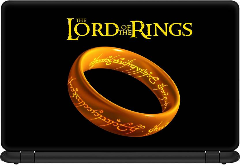 Mugs4you Lord Of Rings Laptop Skins Stickers Hd Quality For 15 6