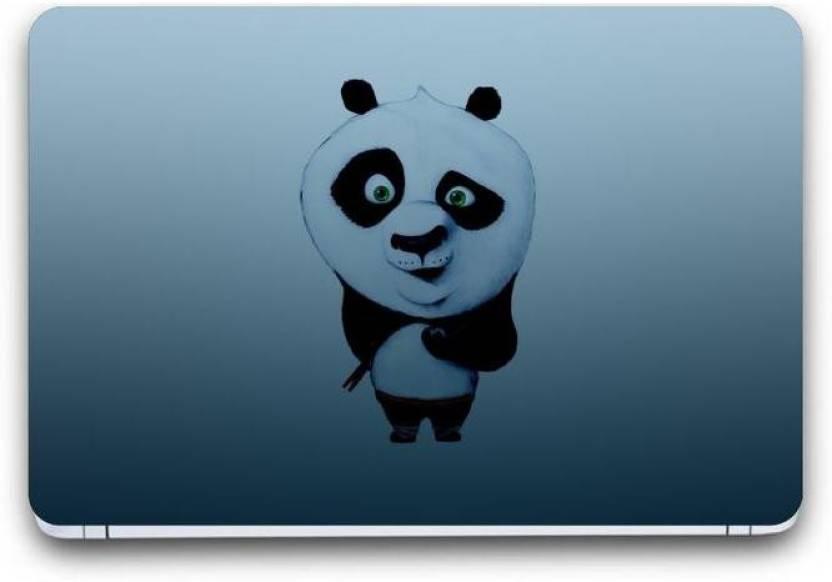 I Birds Panda Exclusive Laptop Skin Sticker Decal Wallpaper
