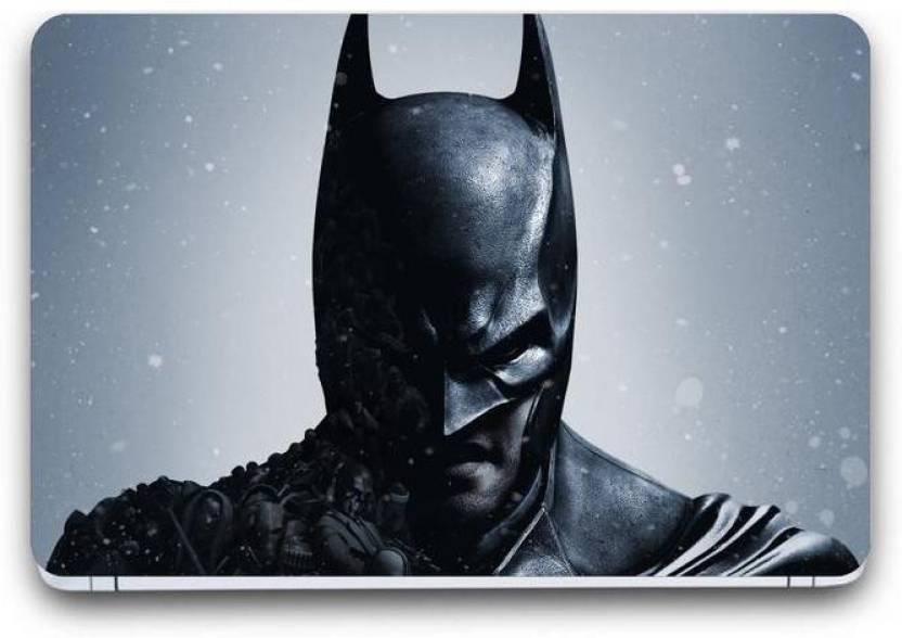 Punix Batman Wallpaper Exclusive Laptop Skin Sticker Decal