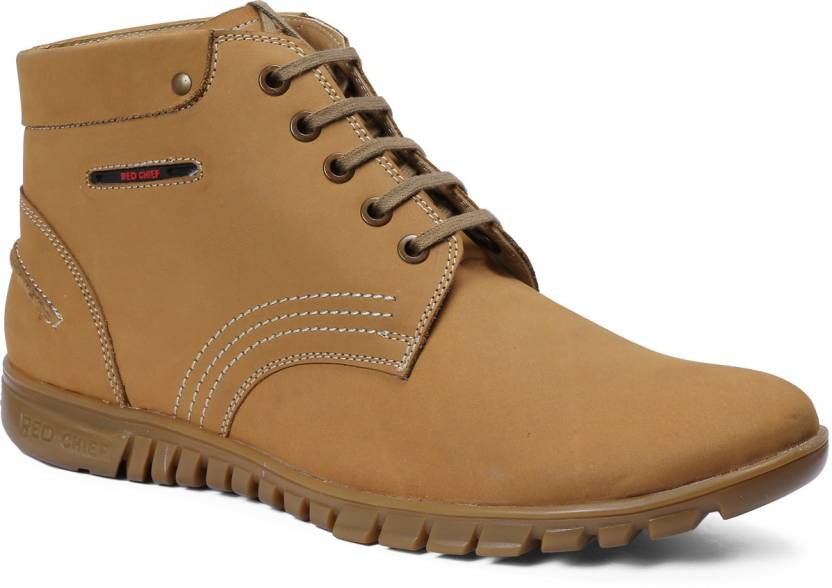 bb73546db1 Red Chief RC3508 022 Boots For Men - Buy Rust Color Red Chief RC3508 ...