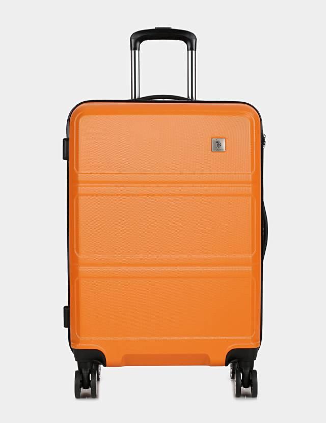 9119d0e69b U.S. Polo Assn USZS0013 Cabin Luggage - 20 inch ORANGE - Price in ...