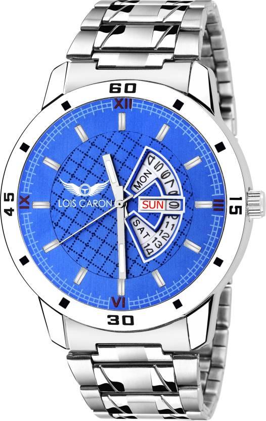 4937e3fe95a Lois Caron LCS-8078 Watch - For Men - Buy Lois Caron LCS-8078 Watch - For  Men LCS-8078 Online at Best Prices in India