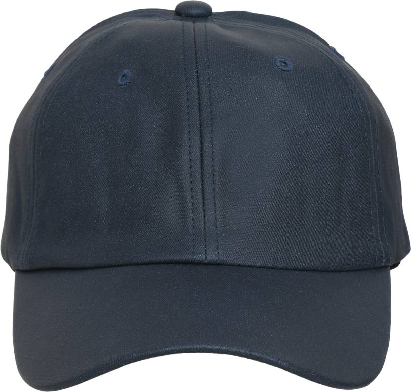 58561278b8ab11 FabSeasons solid casual PU Non-Leather Unisex Baseball cap with adjustable  straps Cap - Buy FabSeasons solid casual PU Non-Leather Unisex Baseball cap  with ...
