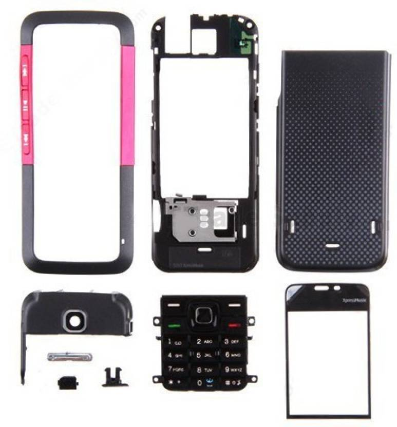 Totta Back Replacement Cover for Nokia 5310 FULL PANEL