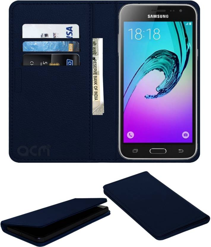 size 40 f29bb 14a70 ACM Flip Cover for Samsung Galaxy J3 - 6 (2016) - ACM : Flipkart.com