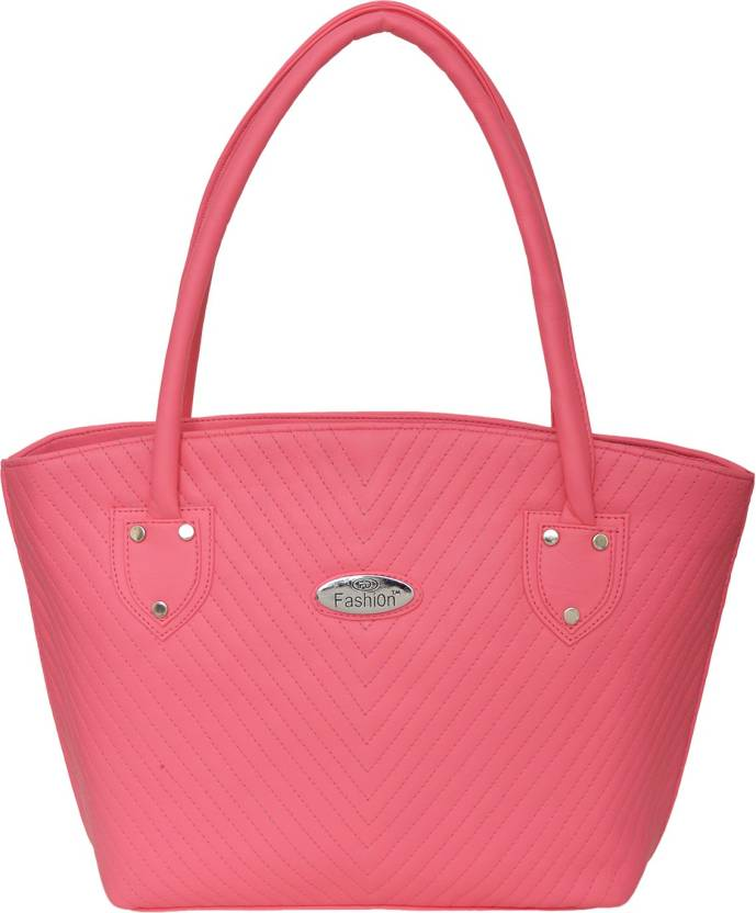 Buy FD Fashion Soft Luggage Shoulder Bag Pink Online   Best Price in ... a66e4e9d56167