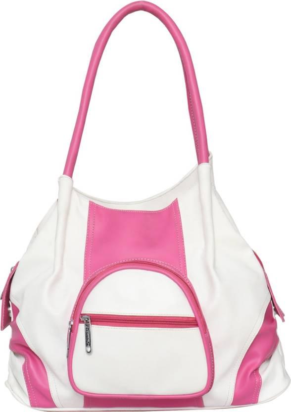 ef2bedcef018 Buy FD Fashion Soft Shoulder Bag Pink Online   Best Price in India ...
