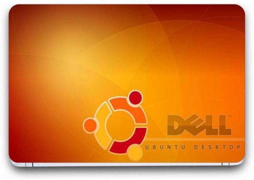 Punix Dell Wallpaper Exclusive Laptop Skin Sticker Decal