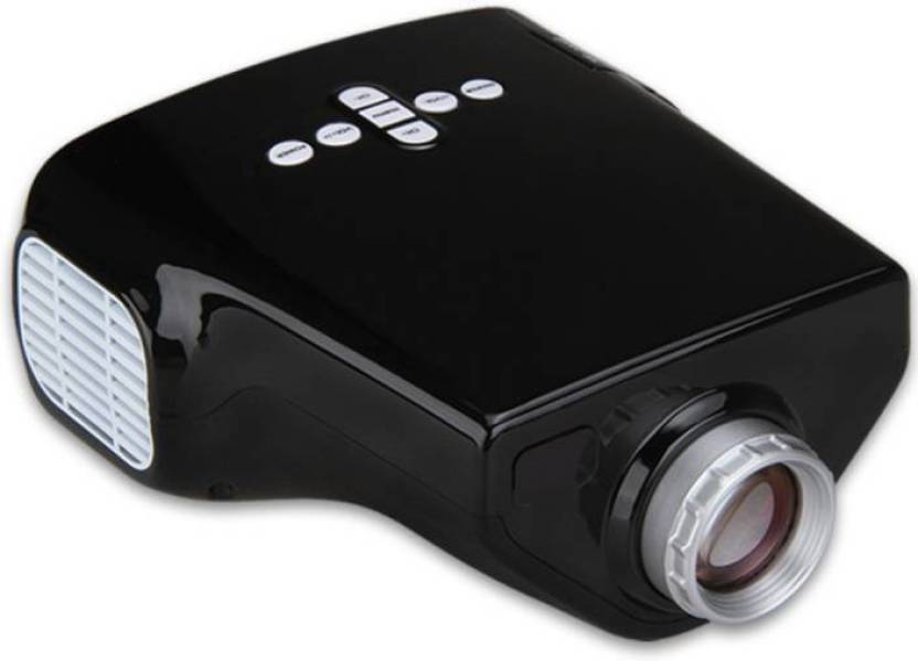 Style Maniac Led Projector For Tv Dvd And Pc Mini Led Home Ports Sd