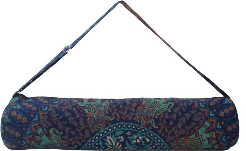 7910dd46b3 Shreeji Cotton Printed Yoga Mat Bag Yoga Mat Bag - Buy Shreeji ...