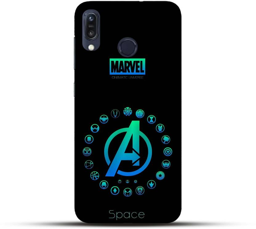 Pikkme Back Cover for Avengers Marvel Asus ZenFone 5Z (ZS620KL