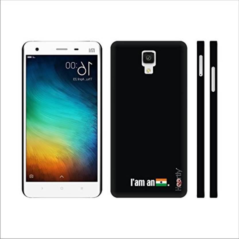 finest selection 59bea 09c98 Heartly Back Cover for Xiaomi Mi 4 Mi4 - Heartly : Flipkart.com