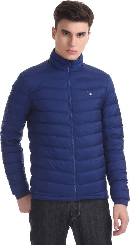 d07ca47e8e7 Gant Full Sleeve Solid Men Jacket - Buy Gant Full Sleeve Solid Men Jacket  Online at Best Prices in India