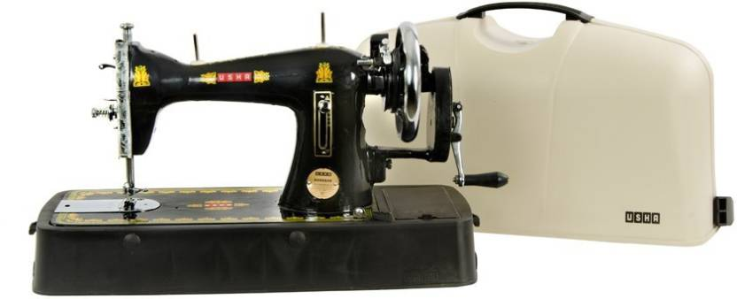 Usha Bandhan Composite With Cover Manual Sewing Machine Price In Best Sewing Machine Manuals Online