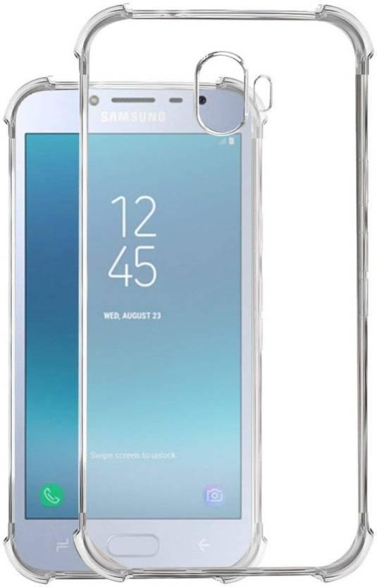 timeless design e377b 4001f TIGERIFY Back Cover for Samsung Galaxy J2 (2018) (Bumper Transparent ...