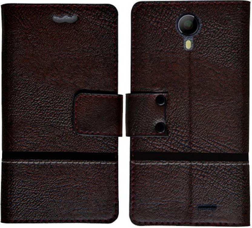 huge discount eb663 5de59 Maxshopy Flip Cover for Micromax Canvas 5 Lite Q462 - Maxshopy ...