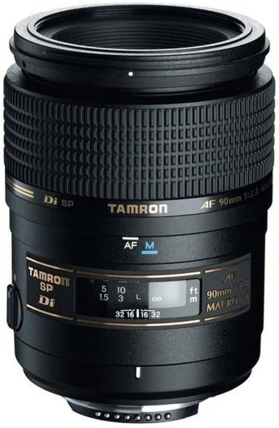 Tamron TAMRON SP AF 90MM F/2.8 DI MACRO 1:1 FOR MINOLTA AF  Lens Black, 90MM
