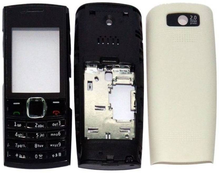 the latest e8492 363a9 Richuzers Replacement Full Body Housing Back Body Panel for Nokia X2 ...
