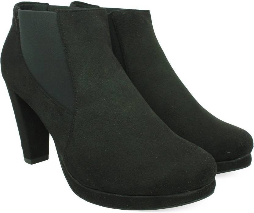 12154f6b2496d Inc.5 Boots For Women - Buy Inc.5 Boots For Women Online at Best ...