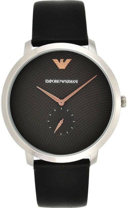0cfea5619721 Emporio Armani AR11162 Modern Slim Watch - For Men - Buy Emporio Armani  AR11162 Modern Slim Watch - For Men AR11162 Online at Best Prices in India  ...