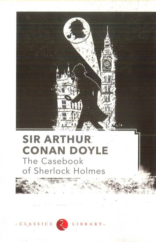 the casebook of sherlock holmes english paperback arthur conan doyle