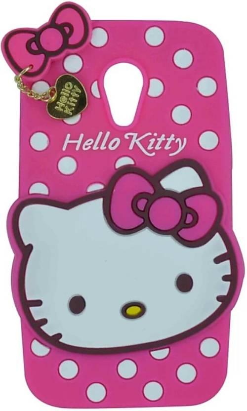 lowest price b11ee 73042 drr Back Cover for Motorola Moto G2 hello kitty - drr : Flipkart.com
