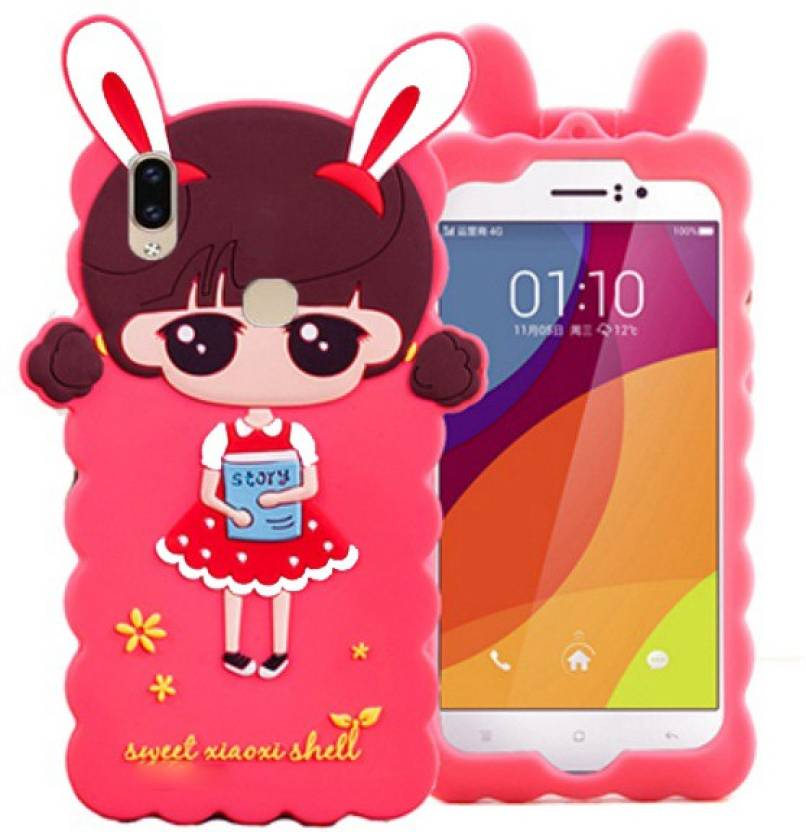 new product a8c99 dfab3 Glover Back Cover for Vivo V9