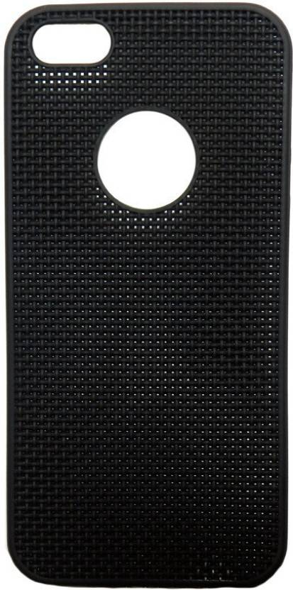 AVI Back Cover for Apple IPhone 5 / 5S / SE Black
