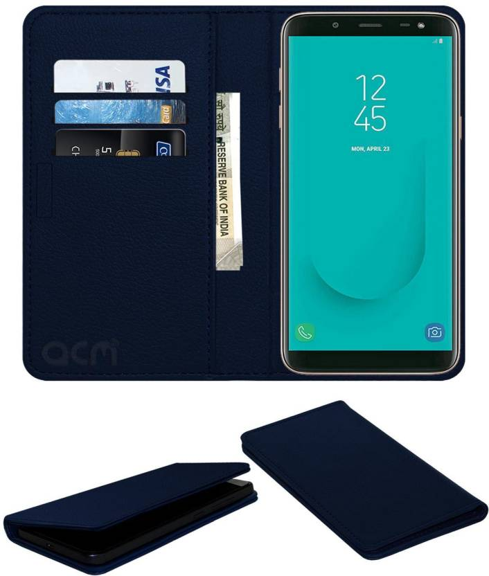 wholesale dealer a1b7c 97fcd ACM Flip Cover for Samsung Galaxy J6 Infinity - ACM : Flipkart.com