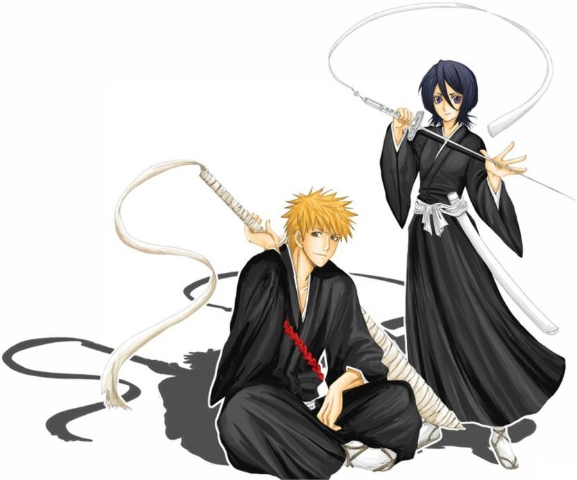 Rukia kuchiki feet you