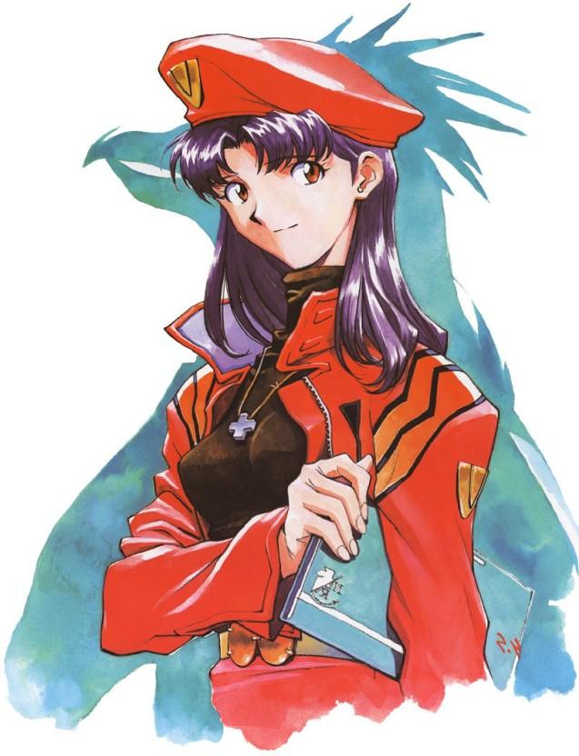 NEON GENESIS EVANGELION Katsuragi Misato Anime Dakimakura Pillow Case