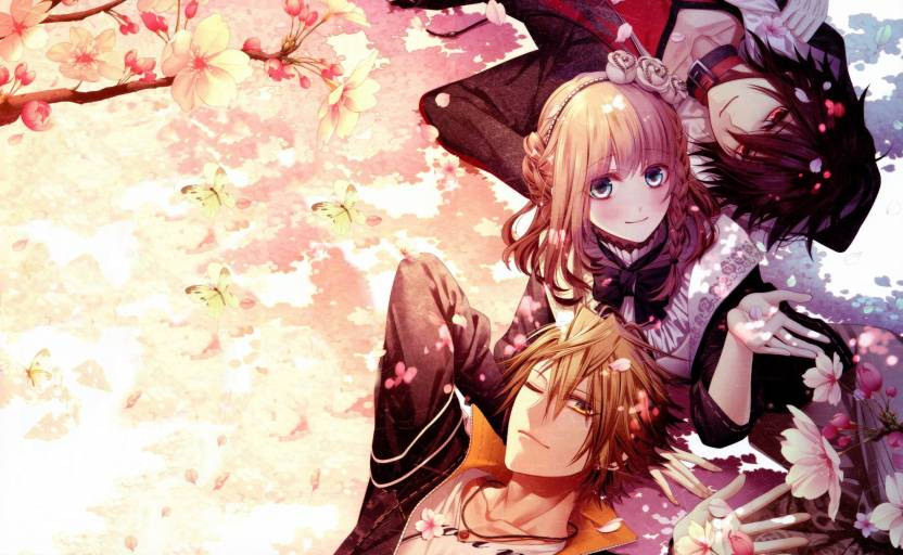 Athah Anime Amnesia Toma Shin Otome Game 1319 Inches Wall Poster Matte Finish Paper