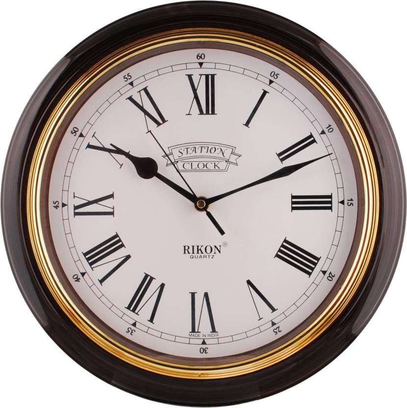 Rikon Og 30 Cm X Wall Clock