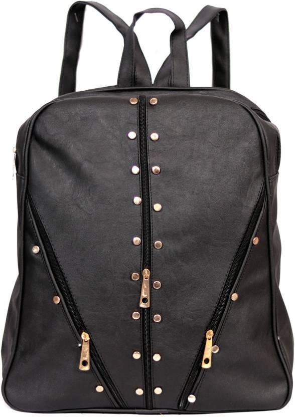 cf2750526806c0 Beets Collection Girls' Backpack School Bag Student Backpack (Black) 8  Backpack (Black)