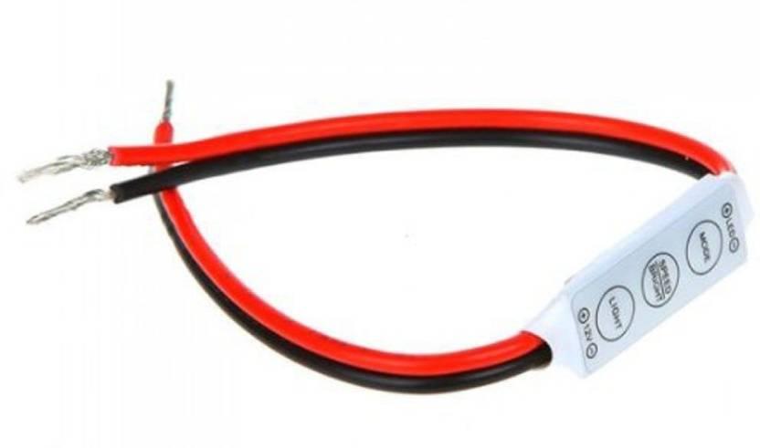 ARDUINO M136 Mini 3 Keys Dimmer Controller DC 12V Led Light