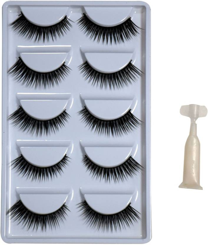 de7329ab838 YEMIX Styling Eyelash Day and Night Pack with Glue - Price in India ...