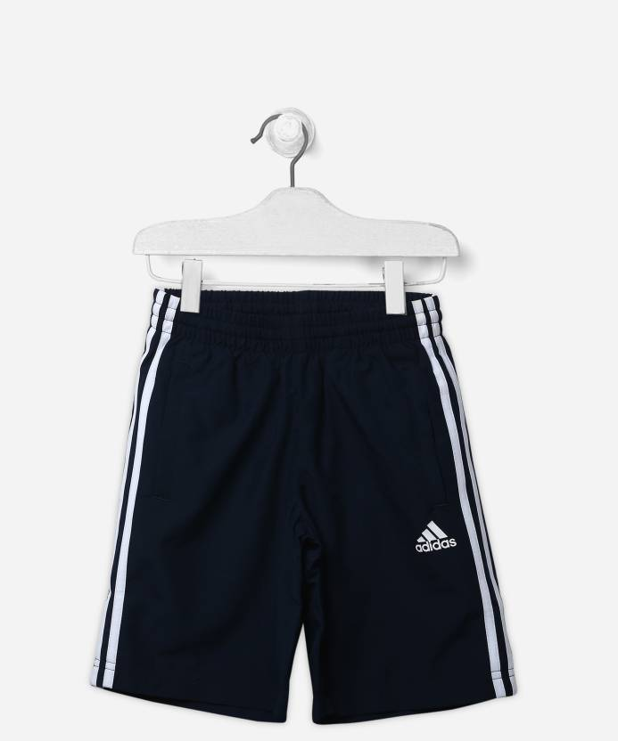 a4ce56f54d ADIDAS Short For Boys Sports Solid Polyester Price in India - Buy ...