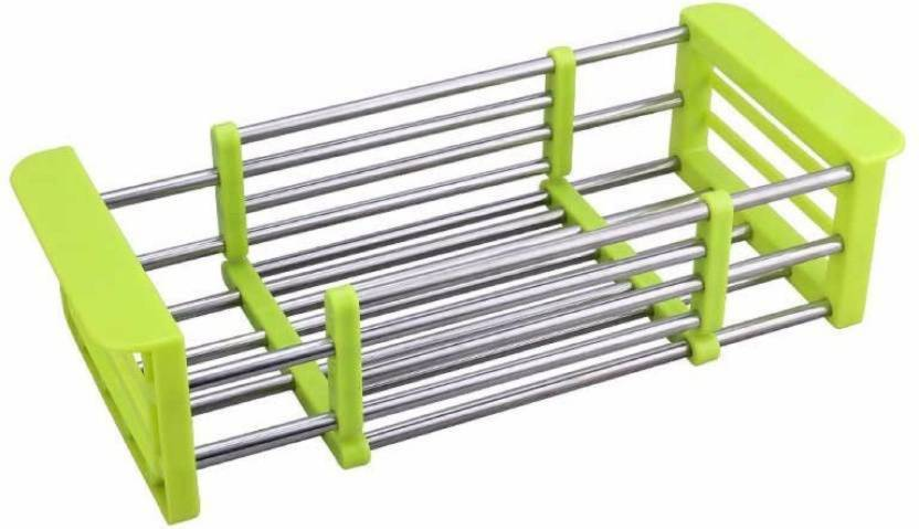 Cool Mantavya Fruits And Vegetables Draining Rack Kitchen Sink Download Free Architecture Designs Philgrimeyleaguecom