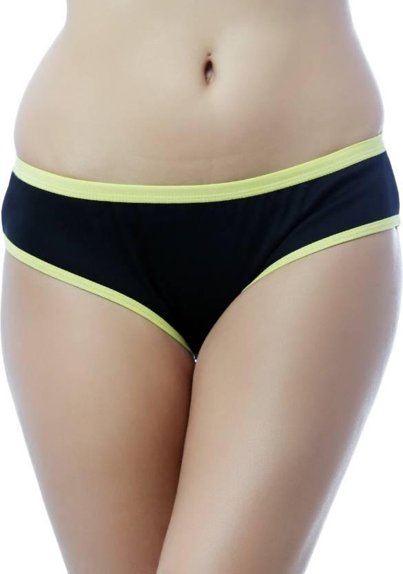 e40999463a Growth Women Bikini Yellow Panty - Buy Growth Women Bikini Yellow ...