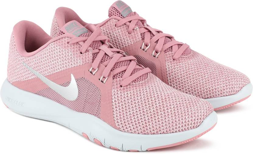 edcad8716d0a Nike FLEX TRAINER 8 Training   Gym Shoes For Women - Buy ELEMENTAL ...