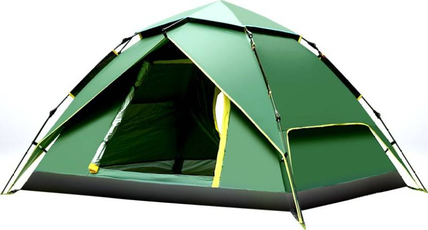 Coleman Portable 2-3 Person Auto Pop Up Outdoor Comping