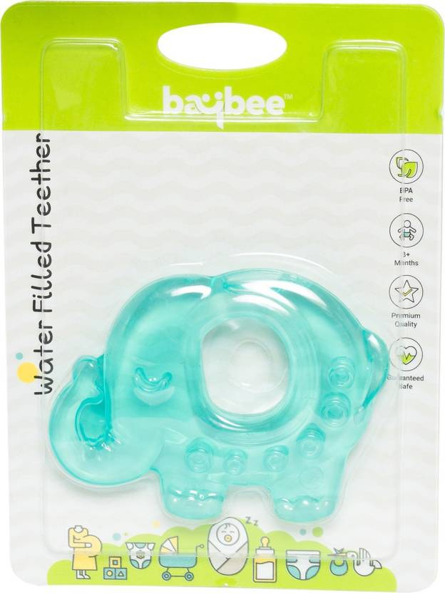 Baybee Elephant Teething Toys for Best Baby Teether Massage. Molar Teeth  Soother with Soft Sensory 39897bc405