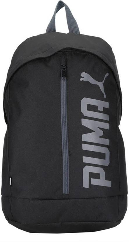 fc7f622b85 Puma PIONEER II 18 Laptop Backpack BLACK - Price in India