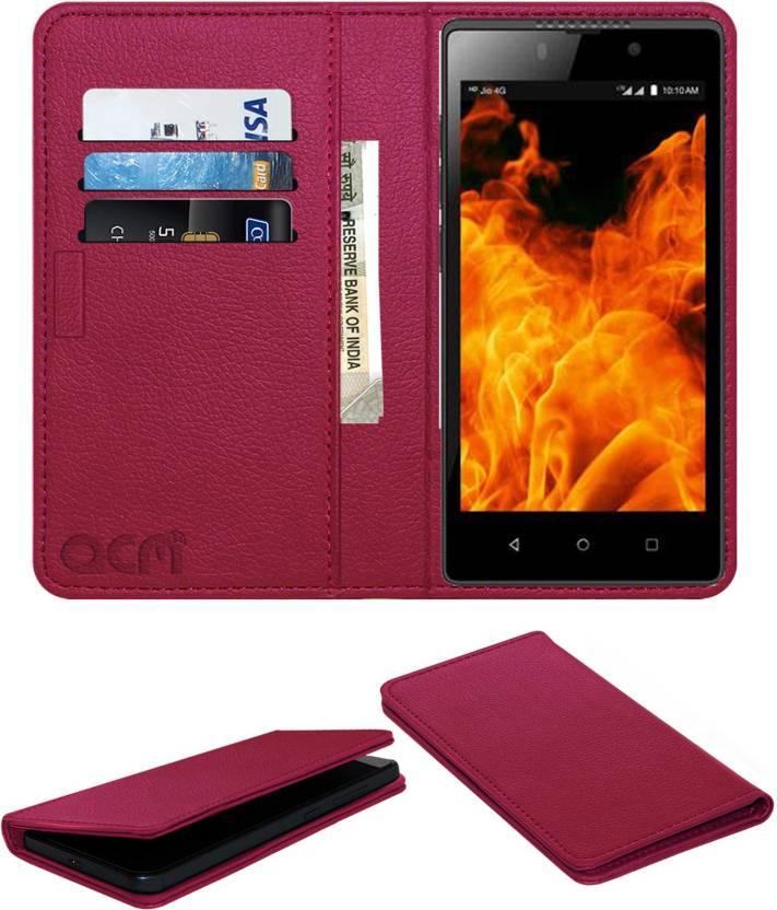 meet 99f63 1ccb8 ACM Flip Cover for Lyf Flame 8 Ls-4505 - ACM : Flipkart.com