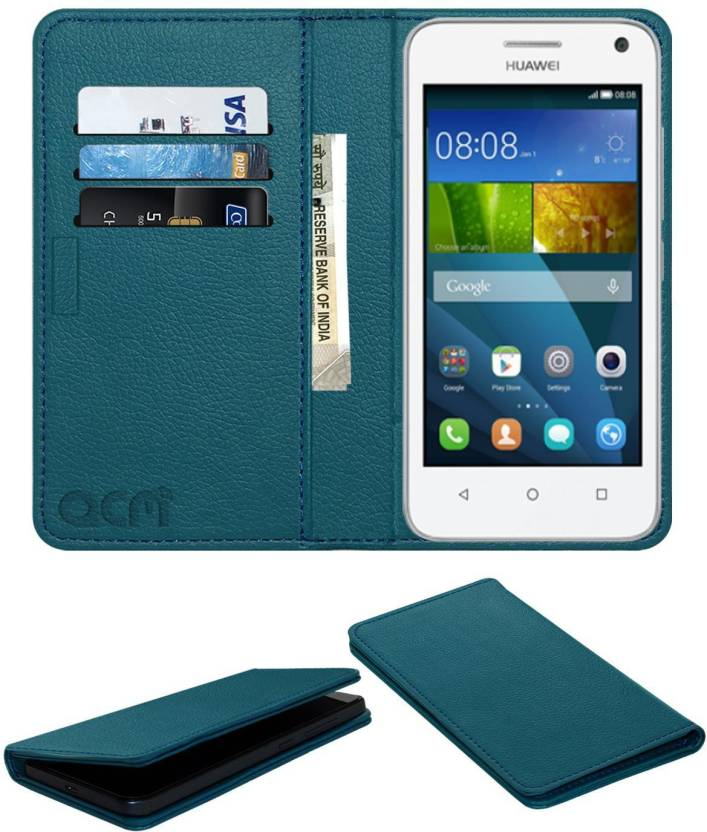 ACM Flip Cover for Huawei Y336 - ACM : Flipkart com