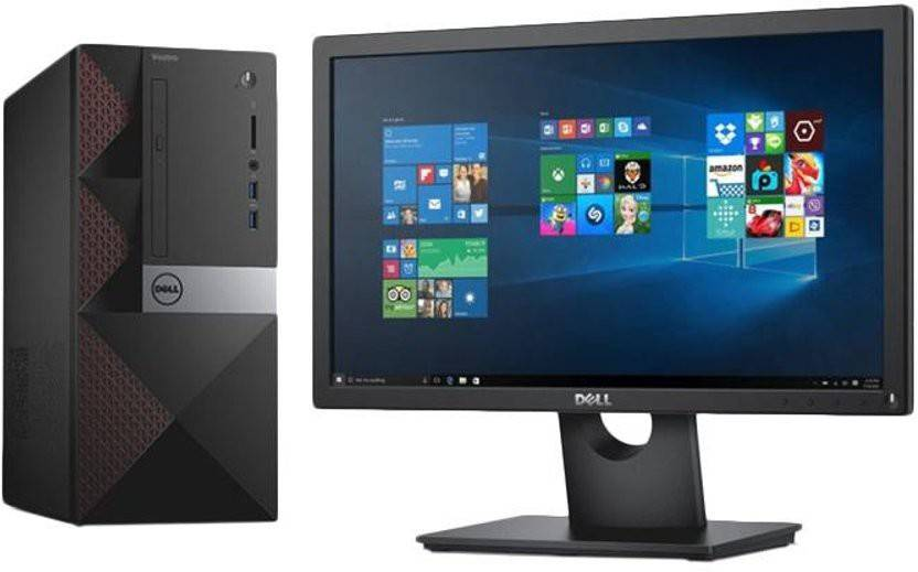 Outstanding Dell Vostro 3668 Desktop Computer Price In India Buy Dell Download Free Architecture Designs Osuribritishbridgeorg