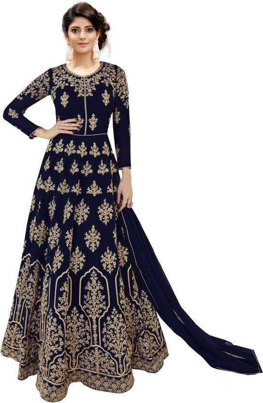 ef732c8c557 Siddeshwary Fab Anarkali Gown Price in India - Buy Siddeshwary Fab ...