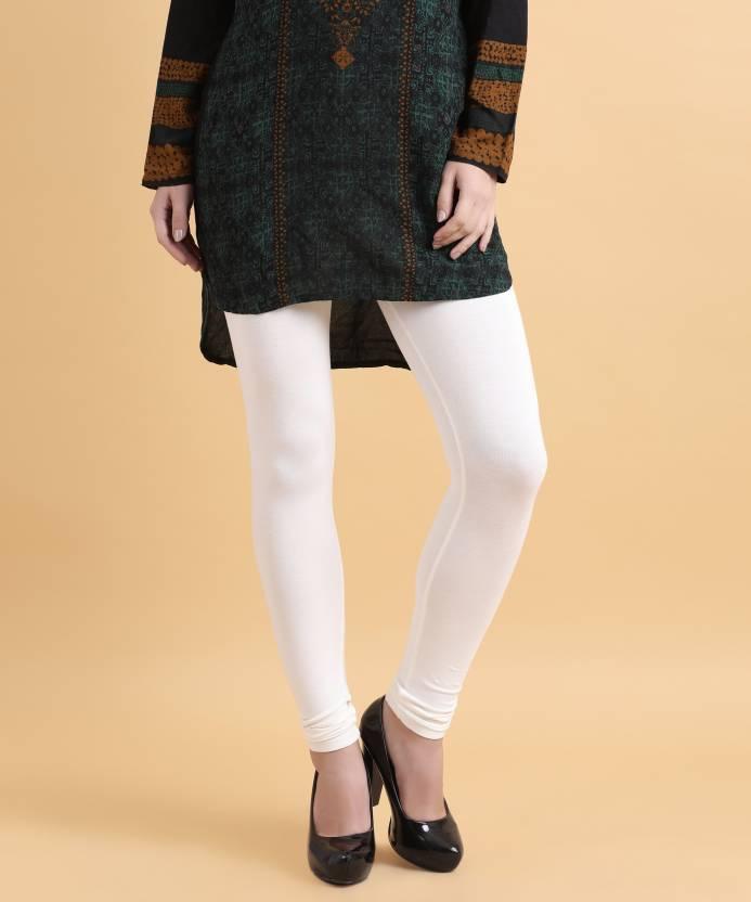 49f980c73dbff Global Desi Women White Leggings - Buy Global Desi Women White Leggings  Online at Best Prices in India   Flipkart.com