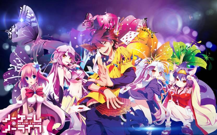 Athah Anime No Game Life Stephanie Dola Jibril Sora Shiro Izuna Hatsuse 1319