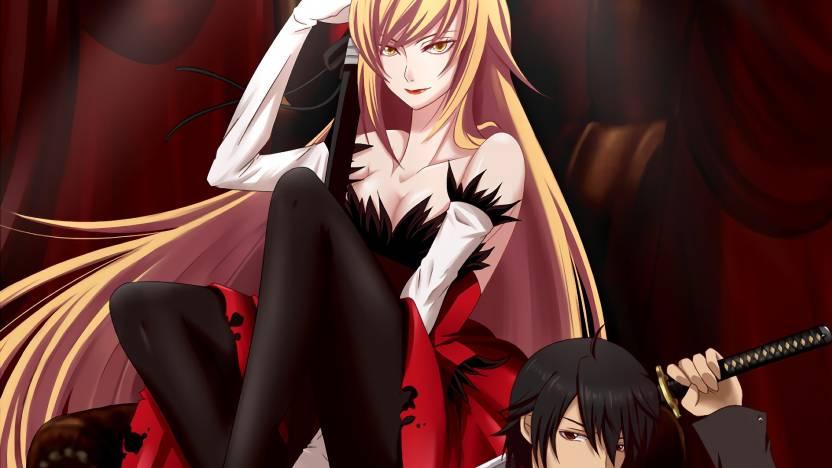 Athah Anime Monogatari Series Kiss Shot Acerola Orion Heart Under